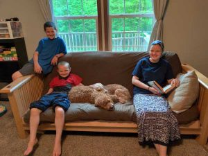 Golden Mountain Doodle Puppy Giveaway