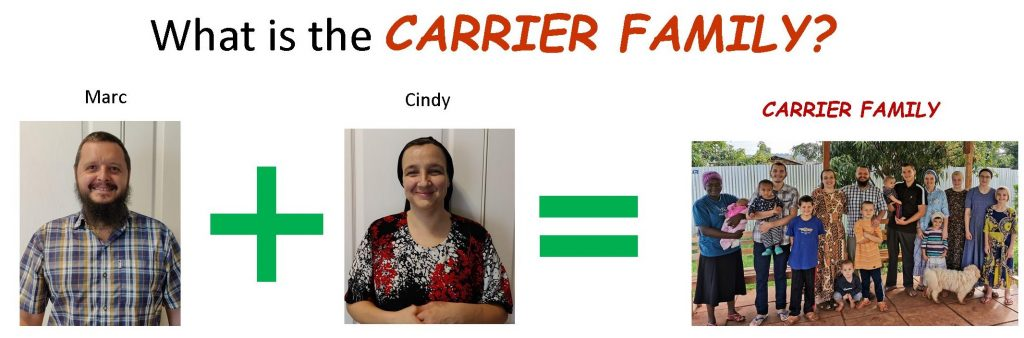 The Carrier Family